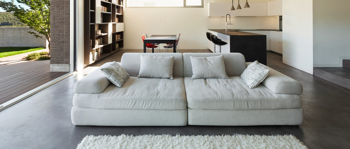 Relaxation Sofa With Organic Cotton Covers